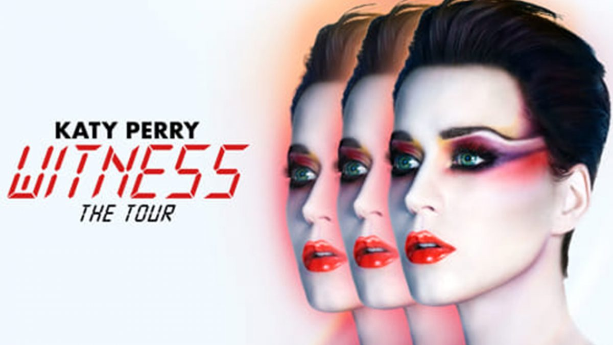 Katy Perry a Bologna